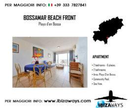 BOSSAMAR BEACH FRONT