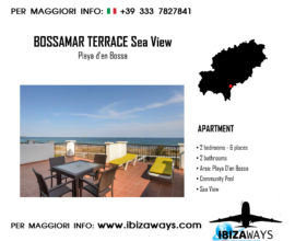 BOSSAMAR TERRACE SEA VIEW